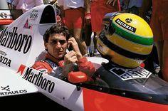 Ayrton in 1989 #McLaren Era