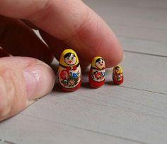 Matrioska miniatura