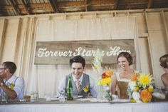 Forever Starts Here: a Beautiful Victoria Wedding by Ameris Photography (Love everything)