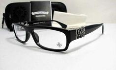 39eb7ff9c37 2016 latest fashion models Chrome Hearts Eyeglasses Below Me BK Black  Online Store Eyeglasses Sale