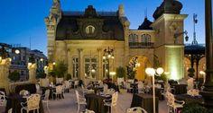 Best Design Guides Madrid La Terraza del Casino Three Michelin starred restaurant