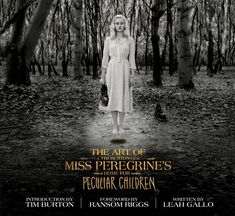 The film version of Miss Peregrine's Home for Peculiar Children, adapted from Ransom Riggs' hit 2011 novel, is getting a…