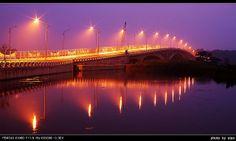 Yuguang Bridge, Tainan #Taiwan 漁光橋