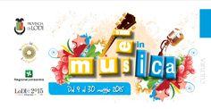La nuova edizione della popolare iniziativa della Provincia di Lodi che accosta l'amore per la musica alla valorizzazione dei beni artistici