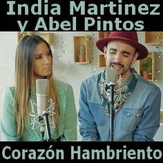 Acordes D Canciones: India Martinez - Corazón Hambriento ft. Abel Pinto...