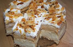 Torta helada de galletas María: