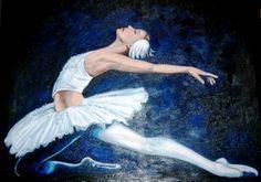 oleo de bailarina