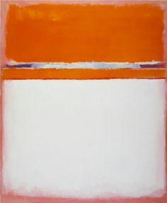 Mark Rothko - Number 18, 1951