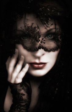 Beyond the veil!