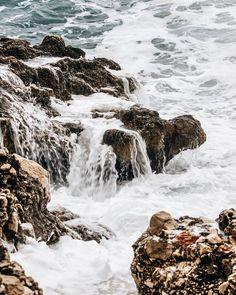 "✧ * Agnieszka ⊹ Poland ⊹ ✦ * (@milkaa007) on Instagram: ""#holiday #croatia #hrvatska #sea #blue #water #waves #wind #white #rocks #storm #windy #wild #nature"""