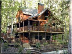 Log Home Plans Log Homes And Home Plans On Pinterest