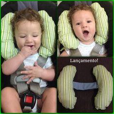 Travesseiro para Bebê Conforto - Varias Estampas