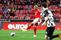 Luisão Benfica (Foto: Divulgação / Site Oficial)