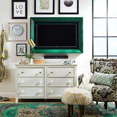 Make This TV Frame (it's Easy!)