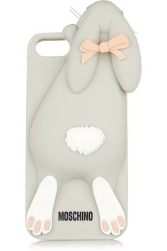 Moschino's Violetta rabbit cover is a cult fashion hit and perfect for a friend with quirky style.