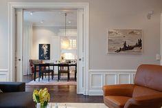 Ízlésesen berendezett 155nm-es ötszobás polgári lakás, gyönyörű cserépkályhákkal 2