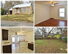 1025 S. Willow St., Sherman LEASE $825. Looking for a quick move-in date? You've found it here! This property is ready for new tenants. Property offers a spacious living room which opens up to kitchen and a cozy dining area. Two bedrooms up front and one bedroom in the back for privacy. Full size washer and dryer area with plenty of working space. Large fenced-in backyard. $35 application fee for everyone who is the age of 18 yrs or more. MLS#13509296