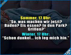 Meine Version von Winterschlaf. #Winter #Winterzeit #sowahr #Memes #Sprüche #quotes