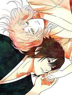 ((Sasuke and Sakura)) Side by Side.