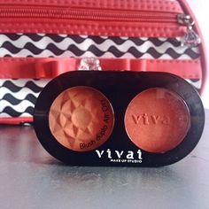 Blush rosê super pigmentado  #Vivai #blush #makes #vendasdemaquigem