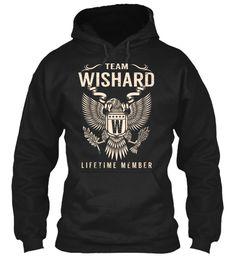Team WISHARD Lifetime Member #Wishard