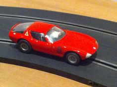 Alfa Romeo Canguro 1/32 tv Roxy Toys with Fleischmann chassis