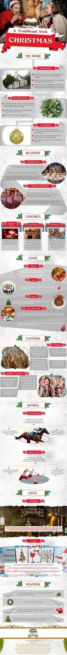 NOLLAIG - an Irish Christmas. The ultimate guide to a traditional Irish Christmas (PHOTO) - IrishCentral.com
