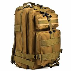 eca03c01651 Cheap Eyourlife Tactical Backpack Sport Military Rucksacks for Outdoor  Hiking Camping Trekking Hunting fishing Army Green Black Camouflage Tan  deals week
