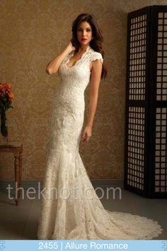 Found my wedding dress. :)