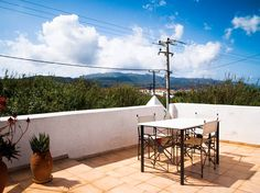 Check out this awesome listing on Airbnb: Traditional Cretan Stone House - Houses for Rent in Kolymvari Renting A House, Terrace, Greece, Arch, Patio, Rustic, Traditional, Stone, Cottages