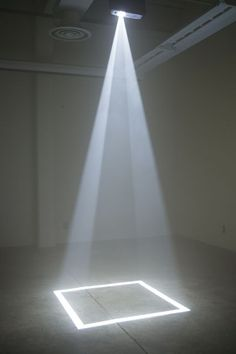 Light Pyramid Sculpture | Chris Clavio