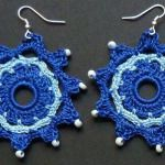 Knit and Crochet Patterns, Instructional Videos, Tips, etc. Crochet Accessories, Knit Patterns, Crochet Projects, Needlework, Free Pattern, Knit Crochet, Crochet Earrings, Nail Art, Knitting