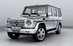 Mercedes G-Class. My dream vehicle!! Mmmmm :)