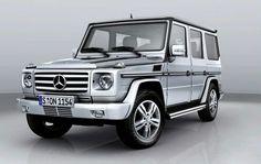 Mercedes G-Class. My dream vehicle!! Mmmmm :)