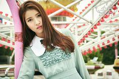 Sowon - GFriend album 'LOL' teaser photos (Lots of love ver.)