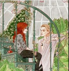 Clary And Jace, Help The Poor, Shadow Hunters, The Mortal Instruments, Fan Art, World, Painting, Clace, Books