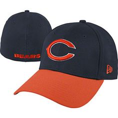 Get this Chicago Bears TD Classic Flex Fit Cap at ChicagoTeamStore.com