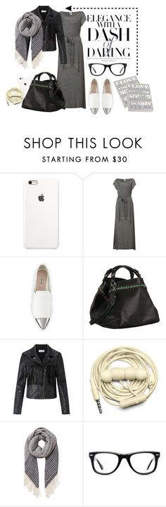 """""""#1611"""" by mar-aloi ❤ liked on Polyvore featuring Coco's Fortune, Miu Miu, Caroline De Marchi, John Lewis, Urbanears, Isabel Marant, Muse and Nuuna"""