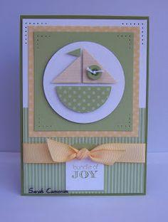 cute card/cute sailboat!