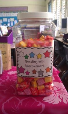 Tonya's Treats for Teachers: How I use the Super Improvers Wall:)