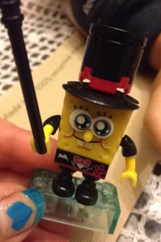 Spongebob sponge out of water movie lego 2015 collection toysrus