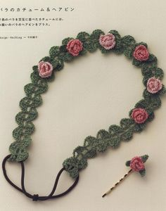 #ClippedOnIssuu from Crochet accessories