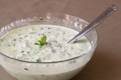 Greek Dip Recipe: Tzatziki Sauce