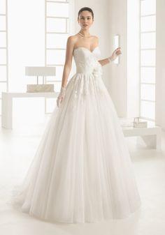 22 vestidos de noiva tomara que caia aliados ao corte princesa