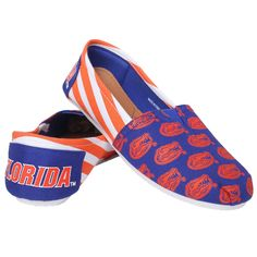 University of Florida Gators slippers from the NCAA