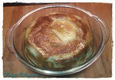 Torrijón en Olla GM - Es un pastel hecho de torrijas, lo que es una torrija gigante o Torrijón. Delicioso y muy SemanaSantero!