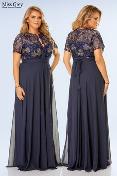 Our Estela maxi dress shows the best version of you! Navy Maxi, Bridesmaid Dresses, Wedding Dresses, Plus Size, Fashion, Bridesmade Dresses, Bride Dresses, Moda, Bridal Gowns