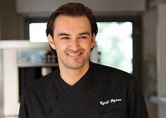 On l'aime bien, notre vedette des plateaux télés, sa cuisine décalée, ses recettes et sa 1ère * au Michelin!