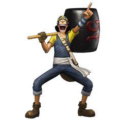Sumérgete en la gran aventura de Monkey D. Luffy y ayúdalo a luchar en pos de su sueño de ser el próximo Rey de los Piratas con #ONEPIECE: PIRATE WARRIORS 3.