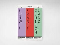 Wettbewerb Triptic Identity - 2013- by Claudiabasel studio - http://claudiabasel.ch/